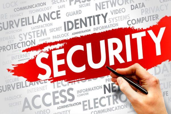 Sicherheitsetiketten